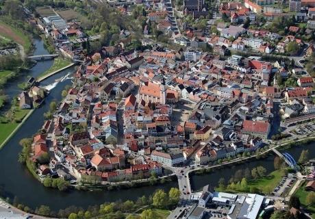 Stadt Im Kreis Cham